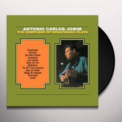 Antonio Carlos Jobim DESAFINADO Vinyl Record