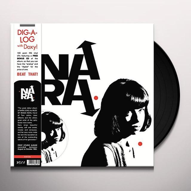 NARA Vinyl Record - w/CD