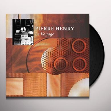 Pierre Henry LE VOYAGE Vinyl Record