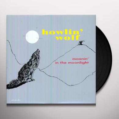 Howlin Wolf MOANIN' IN THE MOONLIGHT Vinyl Record