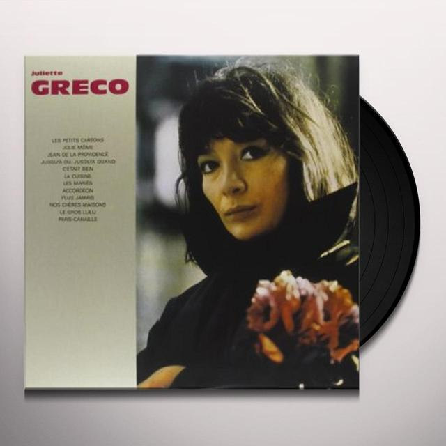 Juliette Gréco A L'A.B.C. Vinyl Record