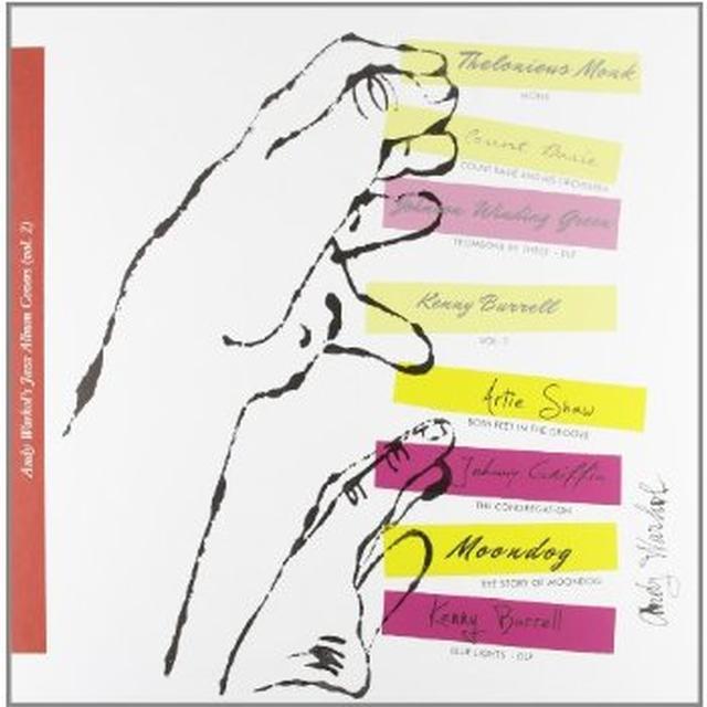 ANDY WARHOL'S JAZZ ALBUM COVERS 2 / VAR