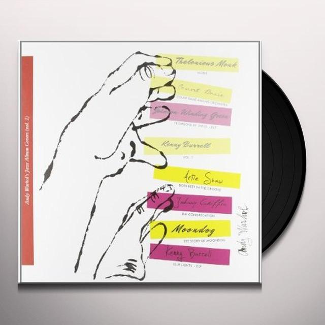 ANDY WARHOL'S JAZZ ALBUM COVERS 2 / VAR Vinyl Record