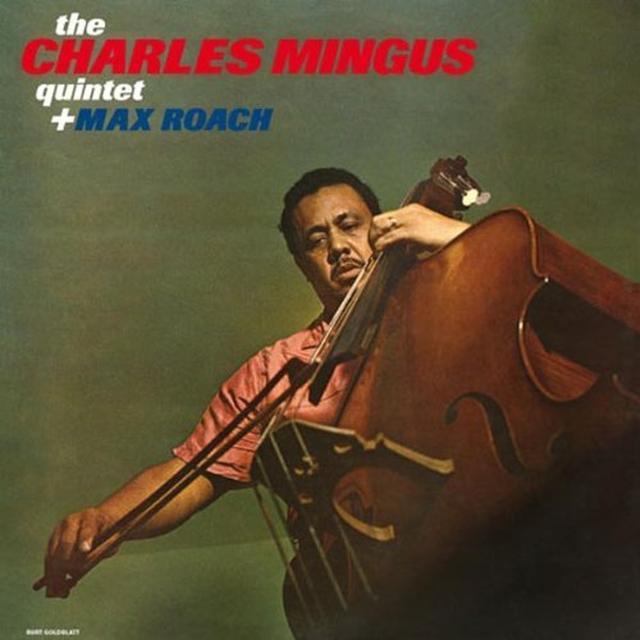 Bud Powell, Charles Mingus, Max Roach