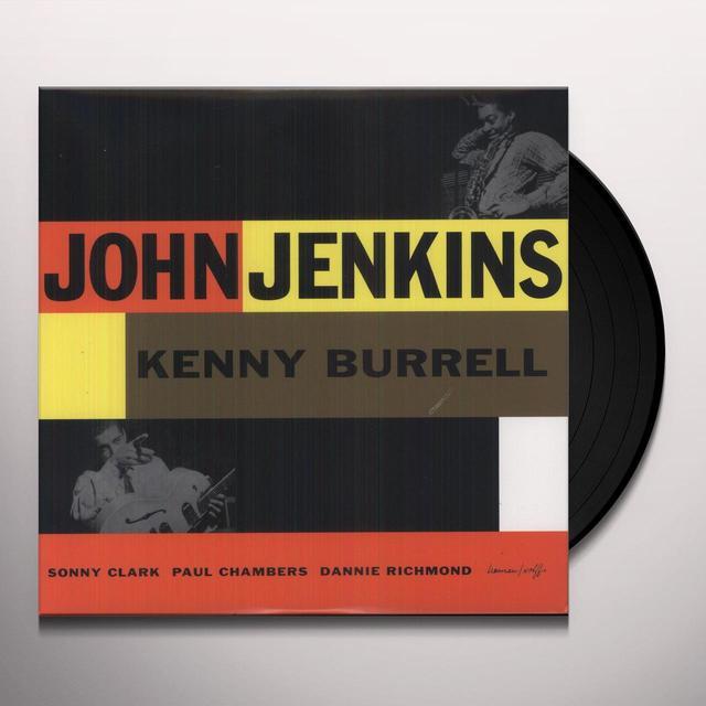 John Jenkins WITH KENNY BURRELL Vinyl Record