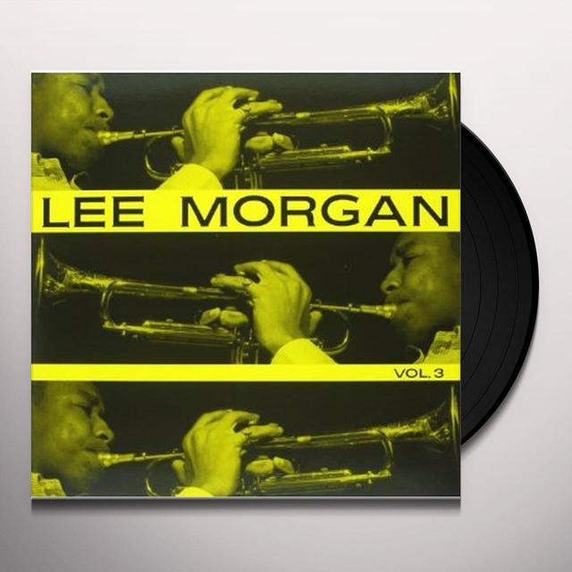 LEE MORGAN 3 Vinyl Record