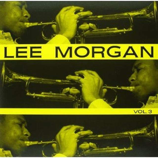 LEE MORGAN 3 Vinyl Record
