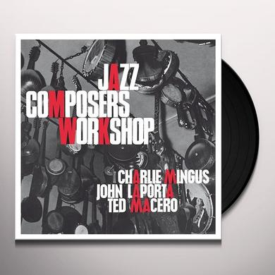 Charles Mingus JAZZ COMPOSERS WORKSHOP NO. 2 Vinyl Record