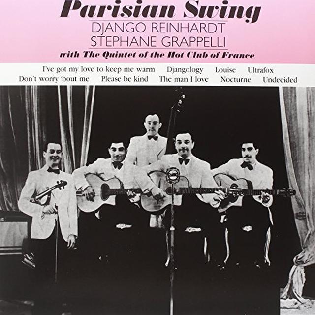 Django Reinhardt & Stephane Grappelli / Quintet Of PARISIAN SWING Vinyl Record