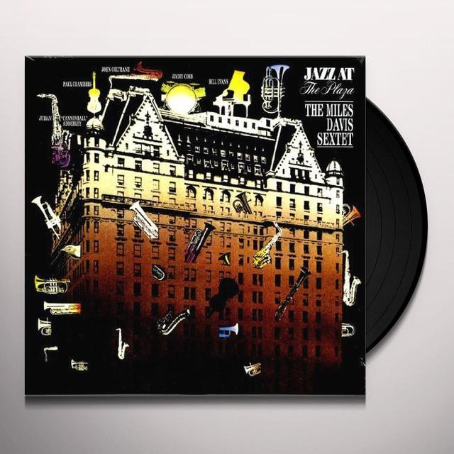 Miles Davis JAZZ AT THE PLAZA Vinyl Record