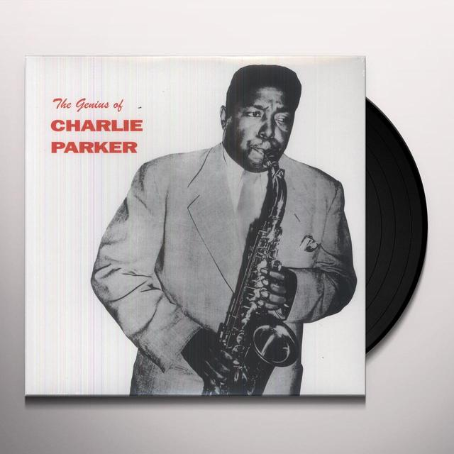 GENIUS OF CHARLIE PARKER Vinyl Record