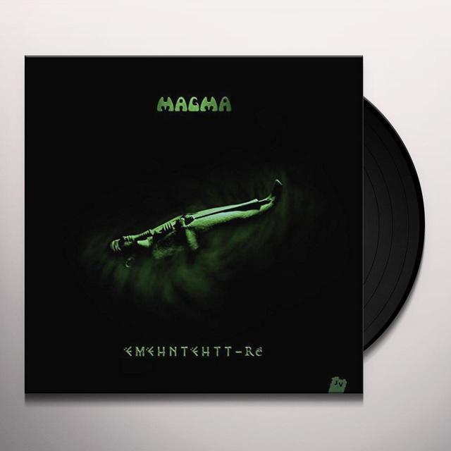 EMEHNTEHTT RE. MAGMA Vinyl Record