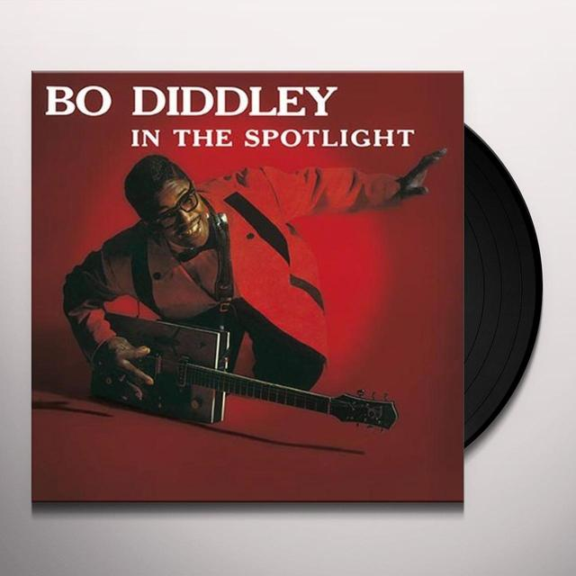 Bo Diddley IN THE SPOTLIGHT Vinyl Record