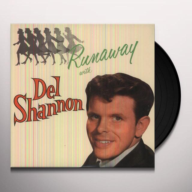 Del Shannon RUNAWAY Vinyl Record