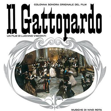 Nino Rota IL GATTOPARDO (THE LEOPARD) Vinyl Record