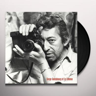 SERGE GAINSBOURG ET LE CINEMA Vinyl Record