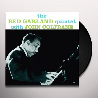Red Garland Quartet / John Coltrane DIG IT Vinyl Record