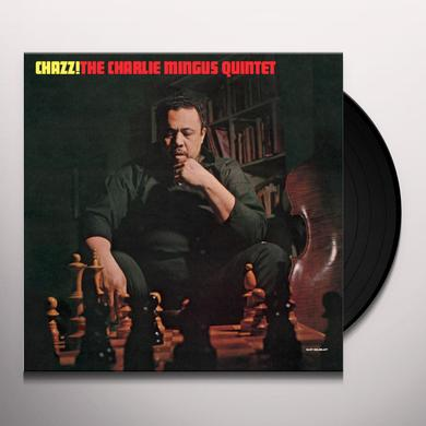 Charles Mingus CHAZZ Vinyl Record