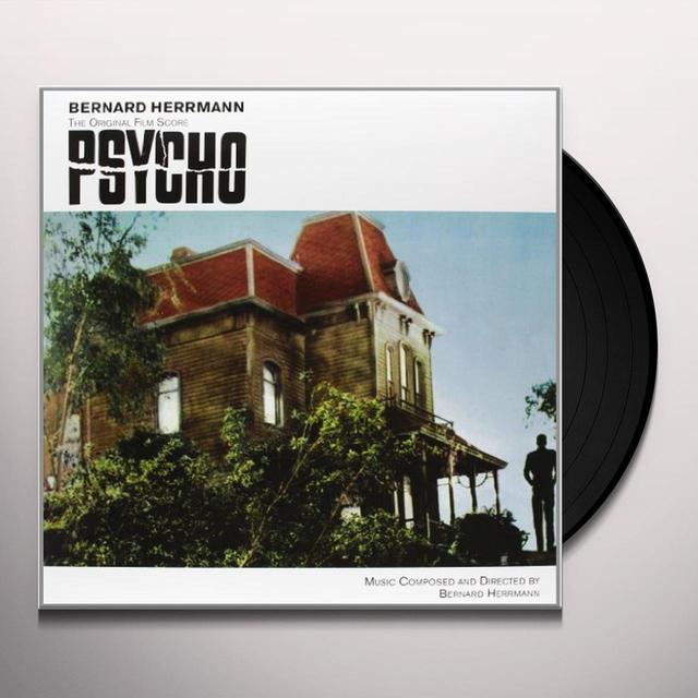 Bernard Herrmann PSYCHO Vinyl Record