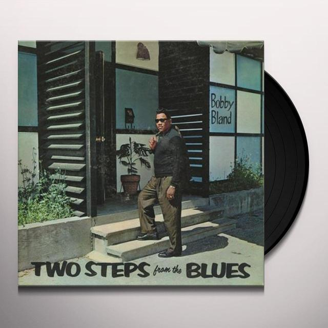 "Bobby ""Blue"" Bland TWO STEPS FROM THE BLUES Vinyl Record"