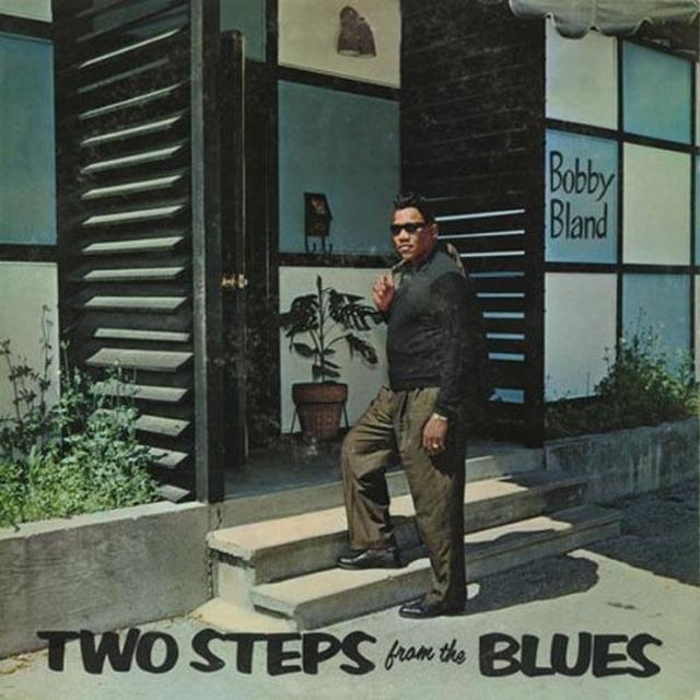 Bobby Blue Bland TWO STEPS FROM THE BLUES Vinyl Record