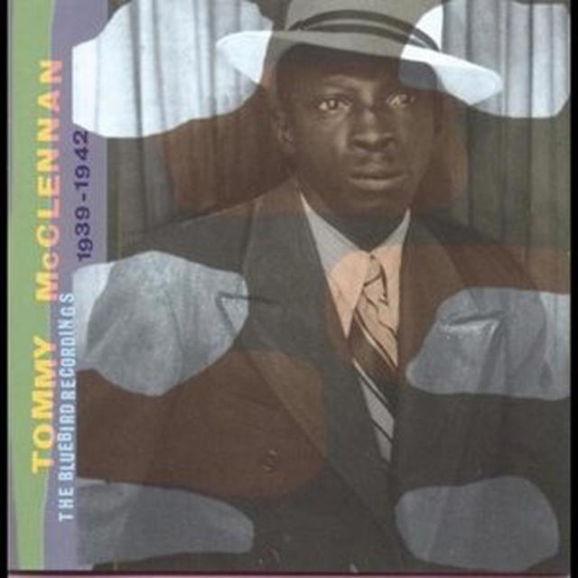 Tommy Mcclennan BLUEBIRD RECORDINGS 1939-1942 Vinyl Record