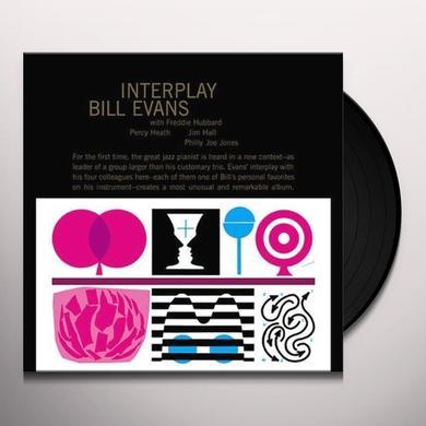 Bill Evans INTERPLAY Vinyl Record