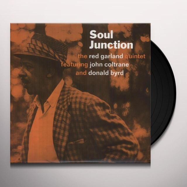 Red Garland Quintet SOUL JUNCTION Vinyl Record