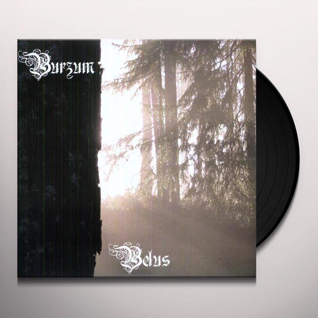 Burzum BELUS Vinyl Record - Gatefold Sleeve