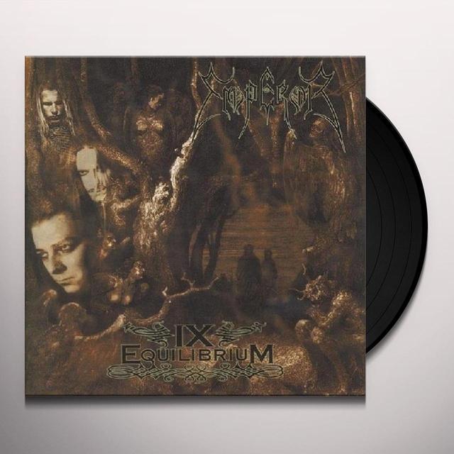 Emperor IX EQUILIBRIUM Vinyl Record - Gatefold Sleeve