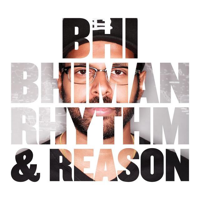 Bhi Bhiman RHYTHM & REASON Vinyl Record