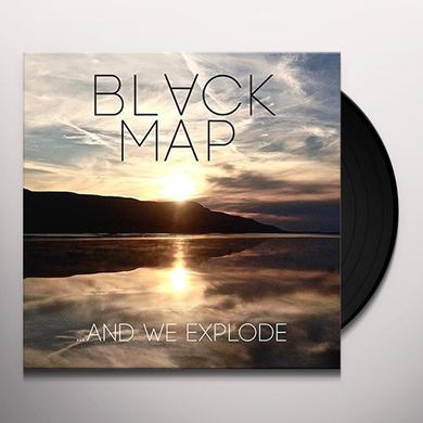 Black Map & WE EXPLODE Vinyl Record