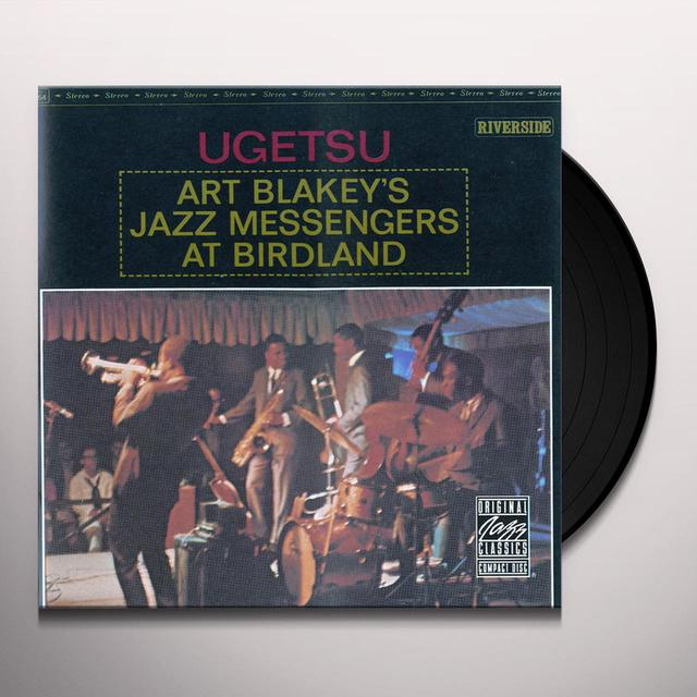 Art Blakey & The Jazz Messengers UGETSU Vinyl Record