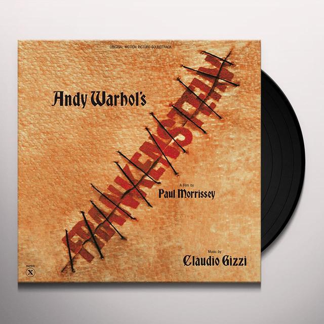 Claudio Gizzi ANDY WARHOL'S FLESH FOR FRANKENSTEIN Vinyl Record