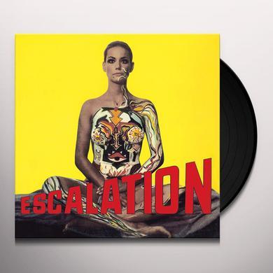 Ennio Morricone ESCALATION Vinyl Record