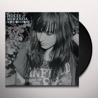 HOLLY MIRANDA Vinyl Record