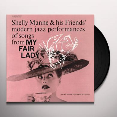 Shelly Manne & His Friends MY FAIR LADY Vinyl Record