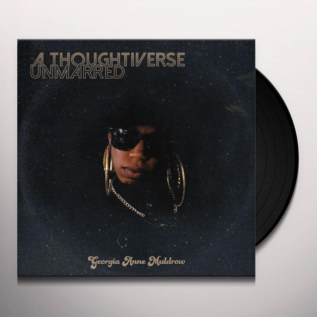 Georgia Anne Muldrow THOUGHTIVERSE UNMARRED Vinyl Record