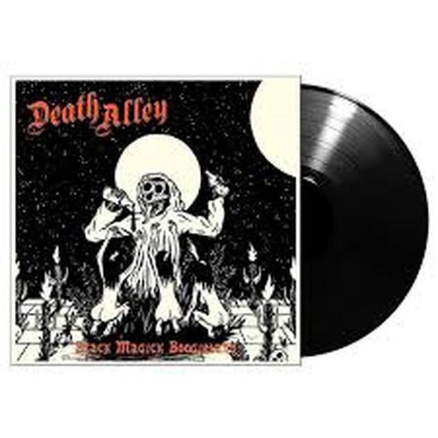 DEATH VALLEY BLACK MAGICK BOOGIELAND Vinyl Record
