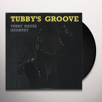 Tubby Hayes TUBBY'S GROOVE Vinyl Record