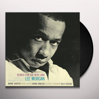 Lee Morgan SEARCH FOR THE NEW LAND Vinyl Record