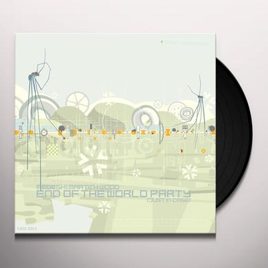 Medeski, Martin & Wood END OF THE WORLD PARTY (JUST IN CASE) Vinyl Record