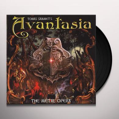 Avantasia METAL OPERA PT. I Vinyl Record - Limited Edition