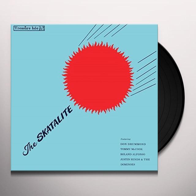 The Skatalites SKATALITE Vinyl Record