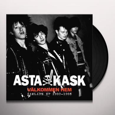 Asta Kask VDLKOMMEN HEM Vinyl Record