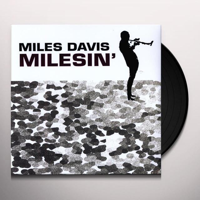 Miles Davis MILESIN' Vinyl Record