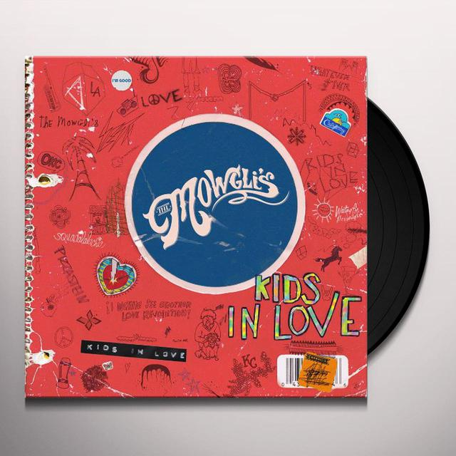 The Mowgli's KIDS IN LOVE Vinyl Record