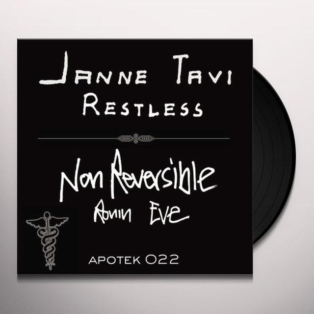 RESTLESS / VARIOUS Vinyl Record
