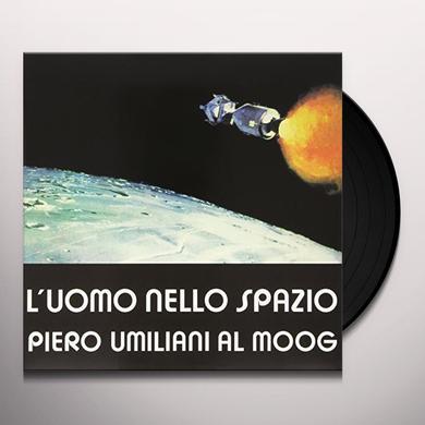 Piero Umiliani L'UOMO NELLO SPAZIO Vinyl Record