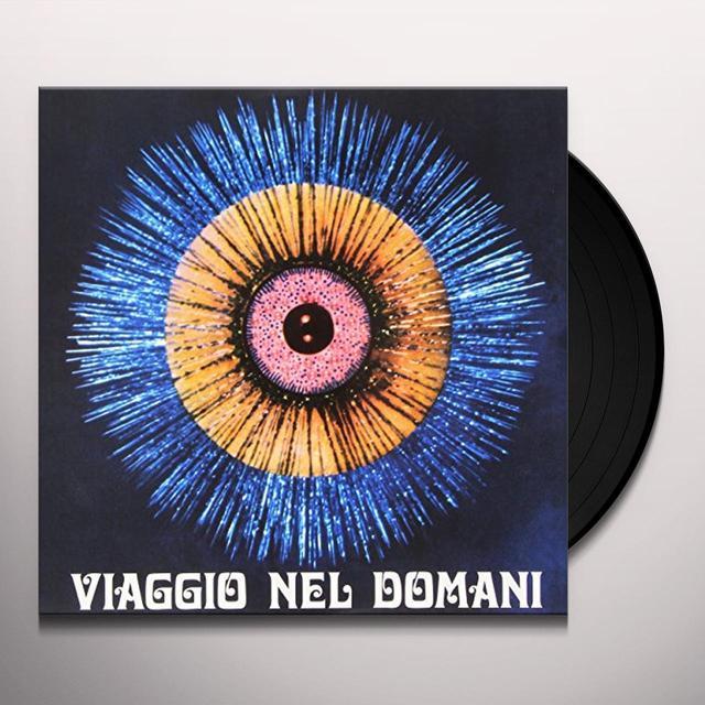 RUSCIGAN VIAGGIO NEL DOMANI Vinyl Record